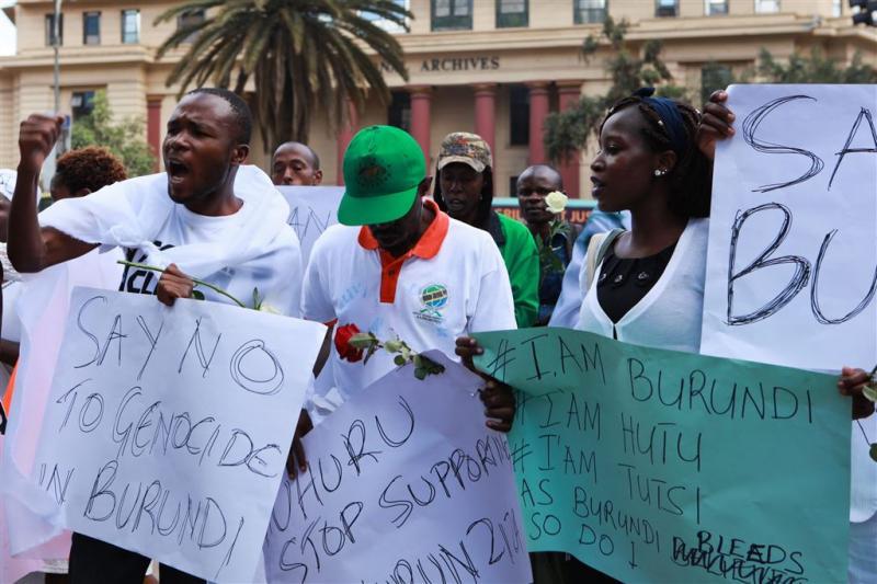 EU-sancties tegen Burundi wellicht uitgebreid