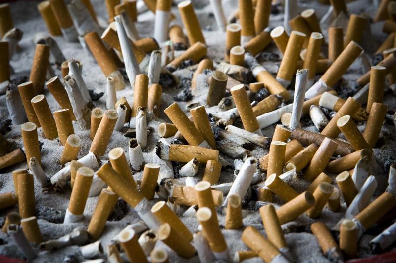 'Roken kost 2000 euro per persoon per jaar'