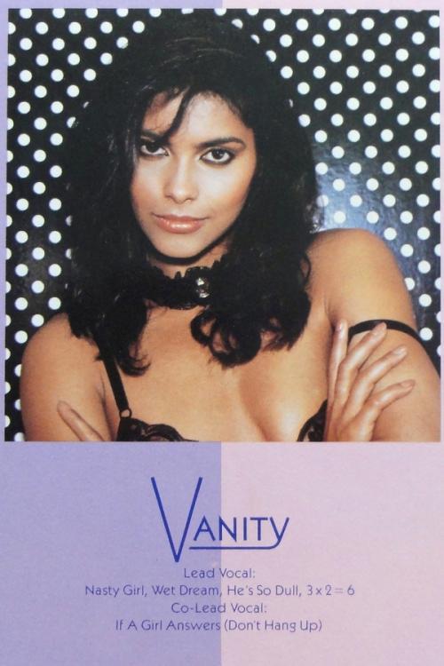 Vanity in betere tijden