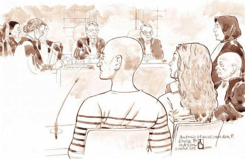 Enise B. krijgt in hoger beroep 12 jaar