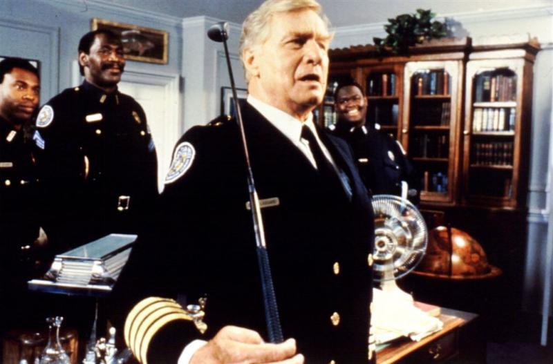 Police Academy-acteur George Gaynes (98) dood
