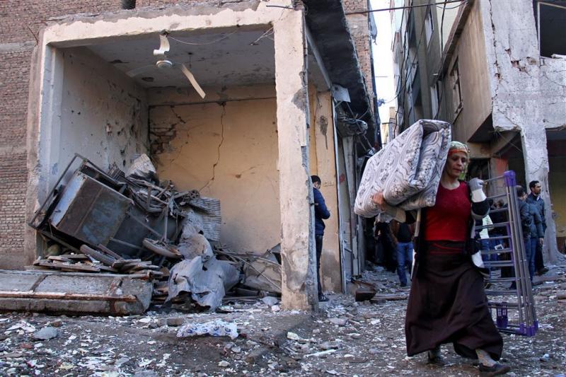 Turkije breidt strijd tegen PKK uit