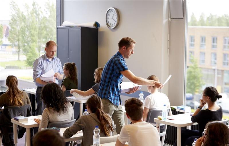 Leerlingen moeten beste vak kunnen uitbuiten (Foto: ANP)