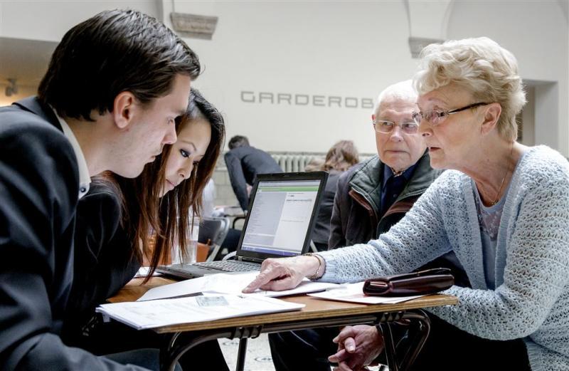 Bibliotheek biedt hulp bij belastingaangifte