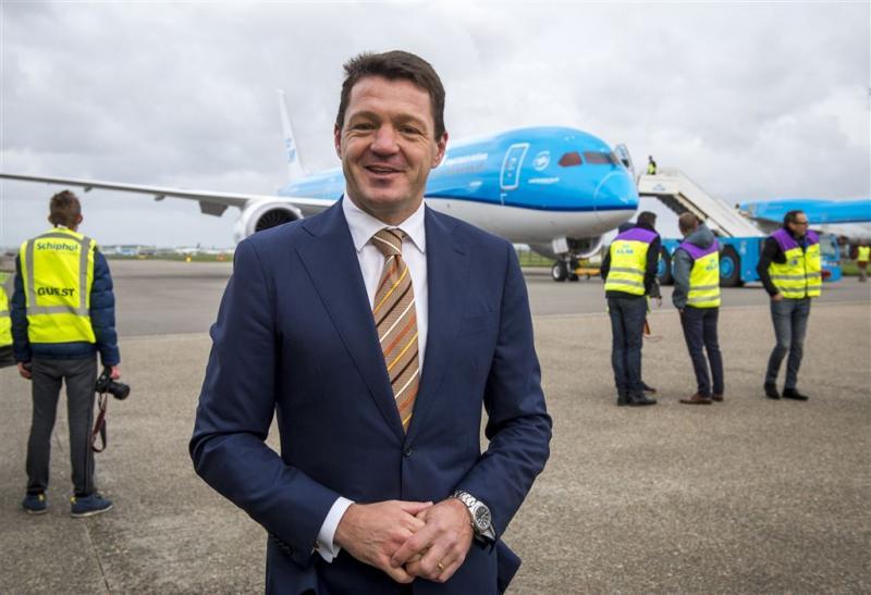 'KLM plukt eerste vruchten van besparingen'