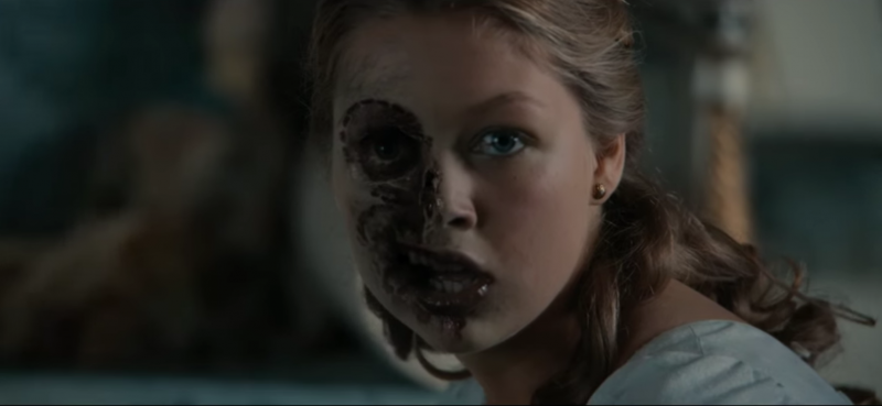 Pride and Prejudice and Zombies: zombie