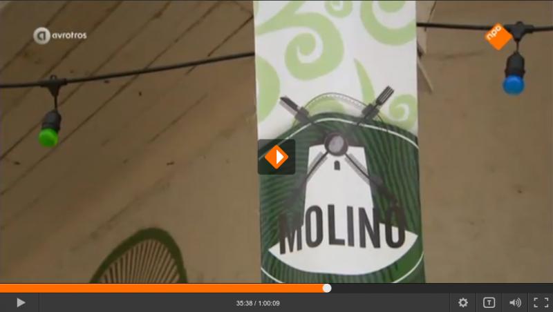 Wie is de Mol? - Aflevering 7: opdracht 3, Molino