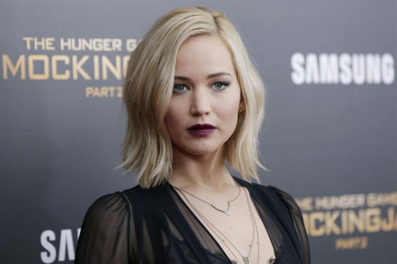 Winkel geeft Jennifer Lawrence privésessie