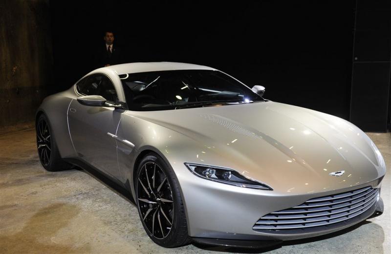James Bonds Aston Martin levert miljoenen op