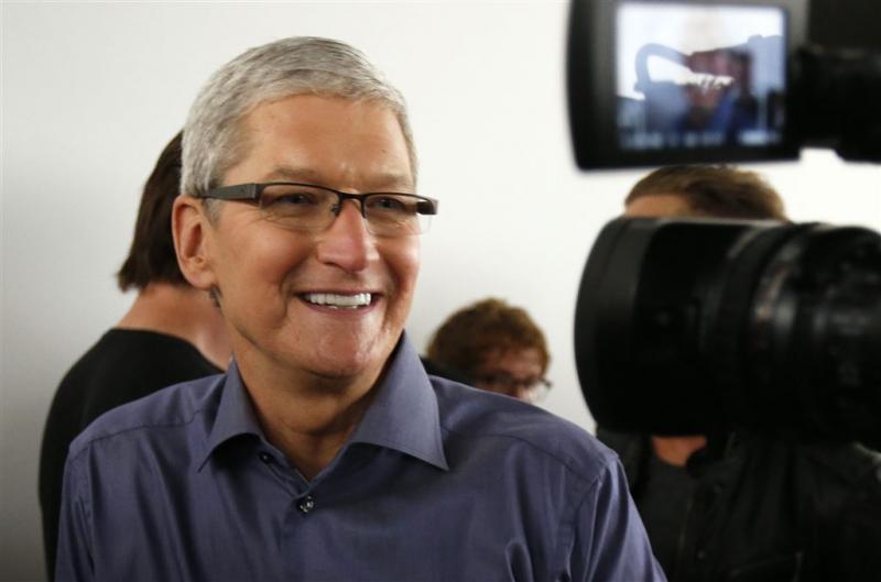 Apple krijgt steeds meer bijval
