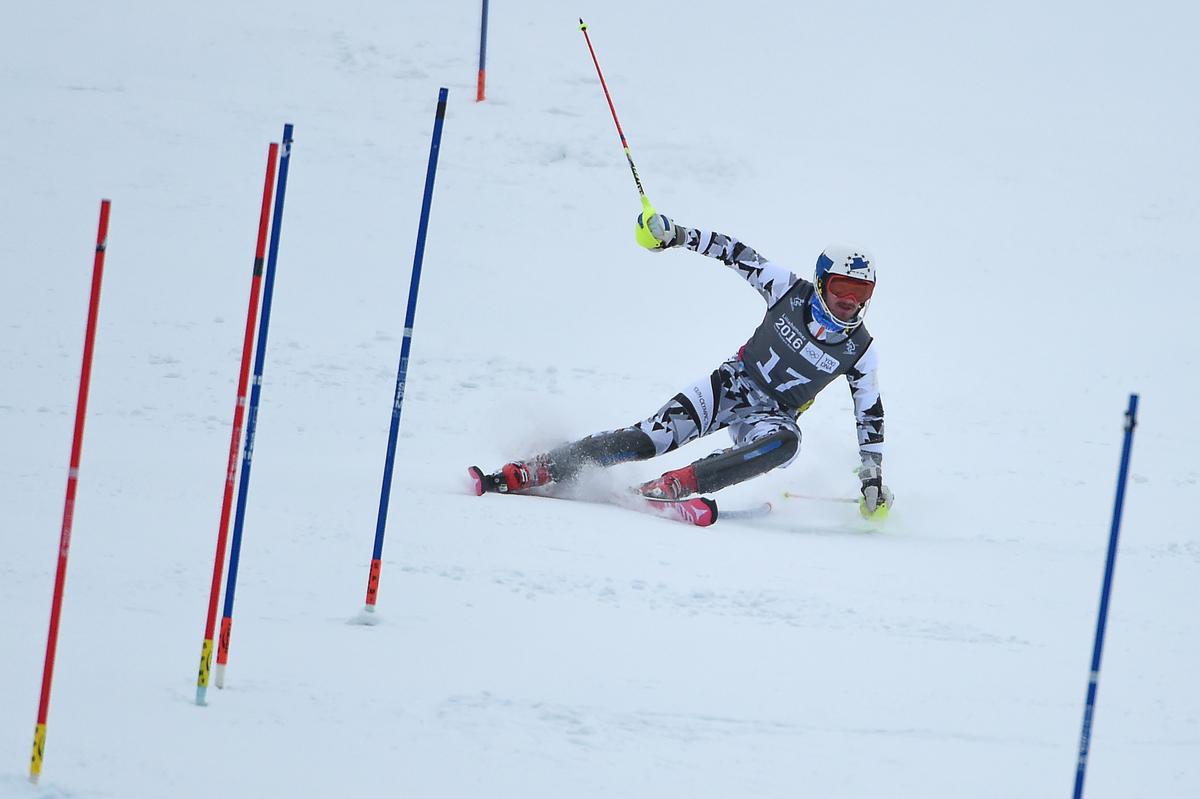 Traninger slalomt naar het goud op de Jeugdspelen (Foto: YIS/Thomas Lovelock)