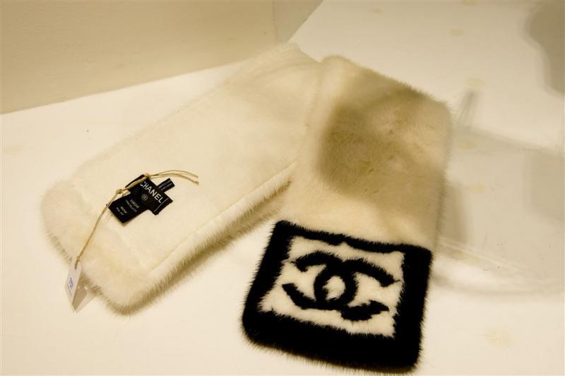 Man gepakt met gestolen Chanelzeep