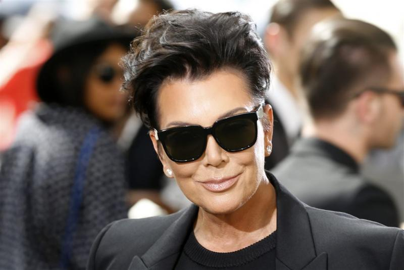 'Kris Jenner wil crisismanagement voor Kanye'