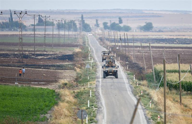 Weer Turkse beschietingen op Koerden