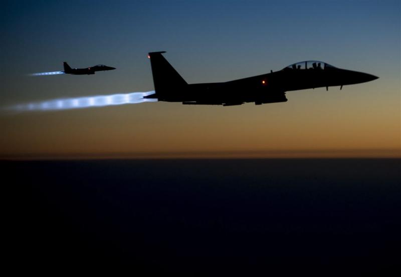 'Vliegtuigen VS vallen doelen in Libië aan'