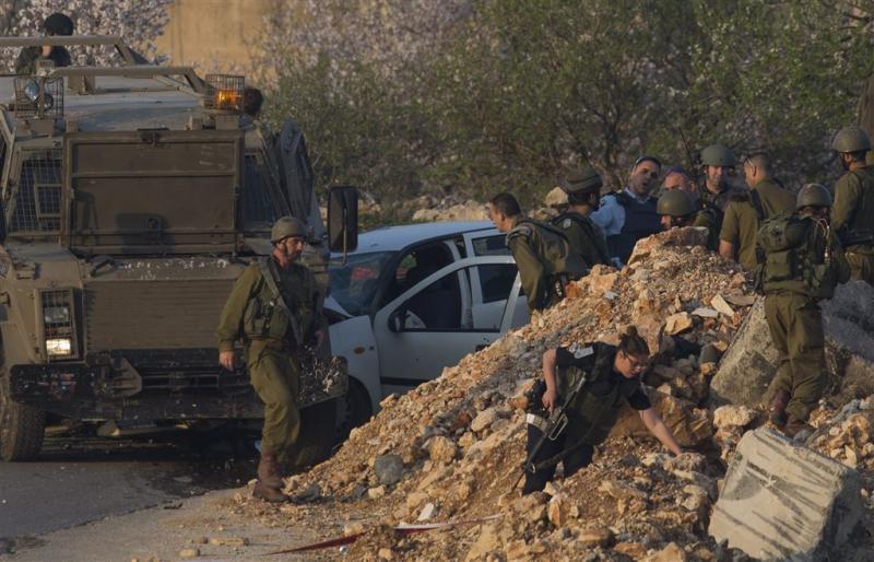 Israëlische troepen schieten Palestijnen dood