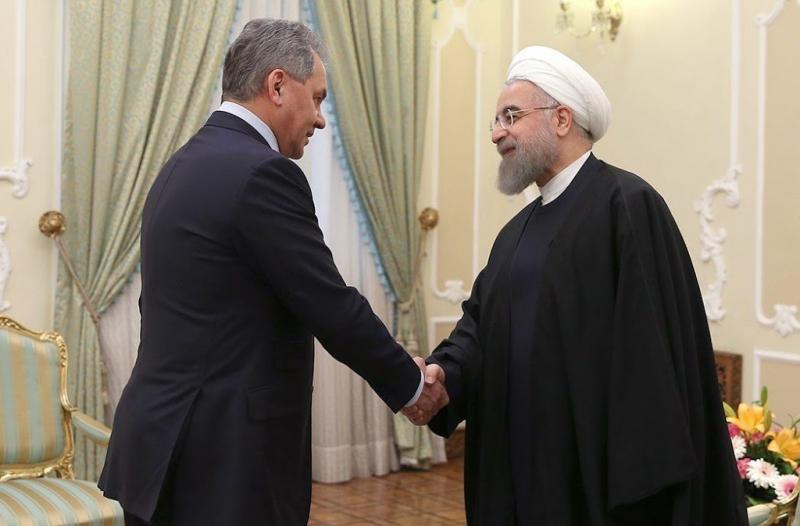 Rusland en Iran bespreken Syrische conflict