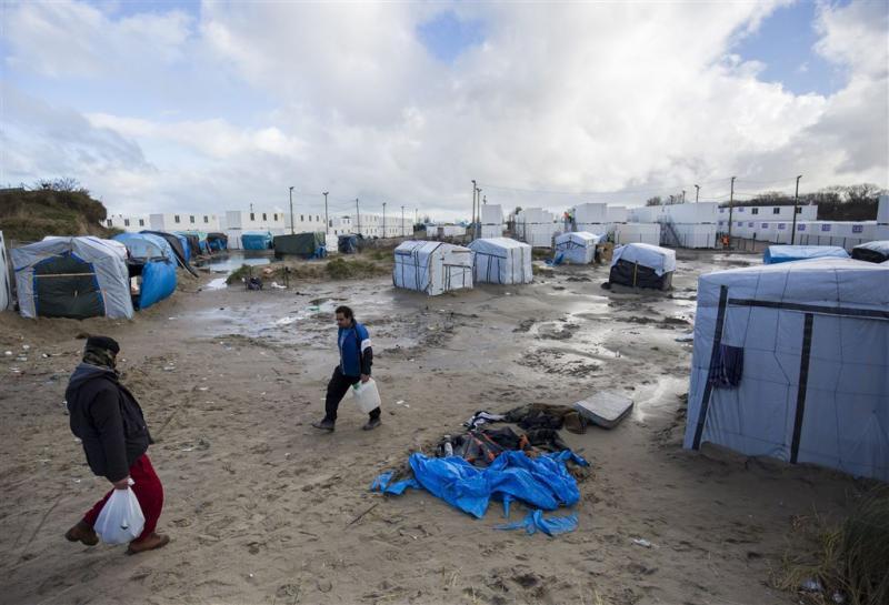 België vreest Calais-migranten