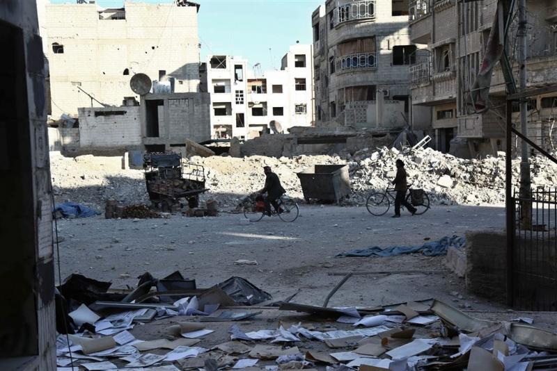 Waarnemers schatten dodental Syrië veel hoger