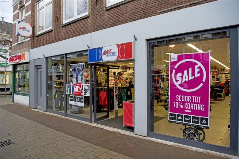 'Hulp voor ontslagen winkelmedewerkers'