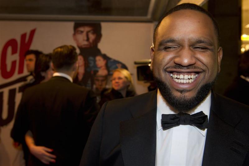 Rapper Willie Wartaal vader geworden