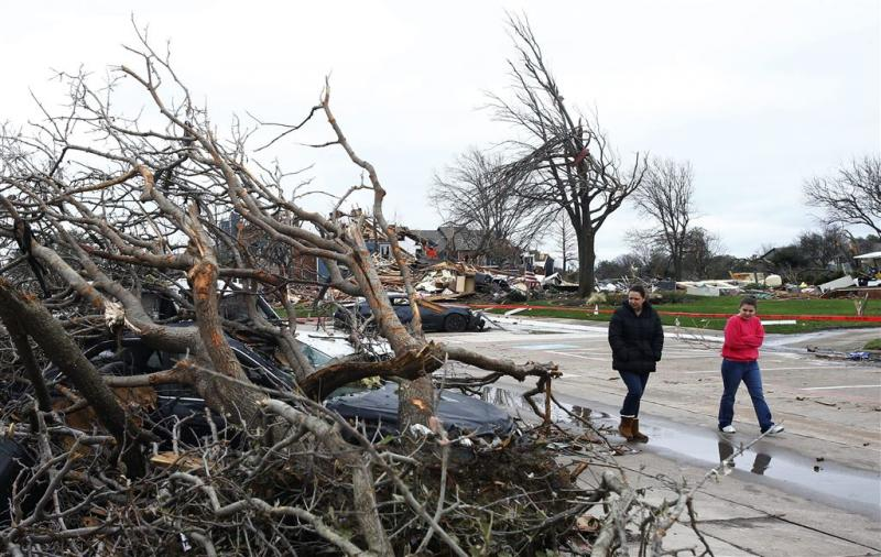 Tornado's eisen levens in VS