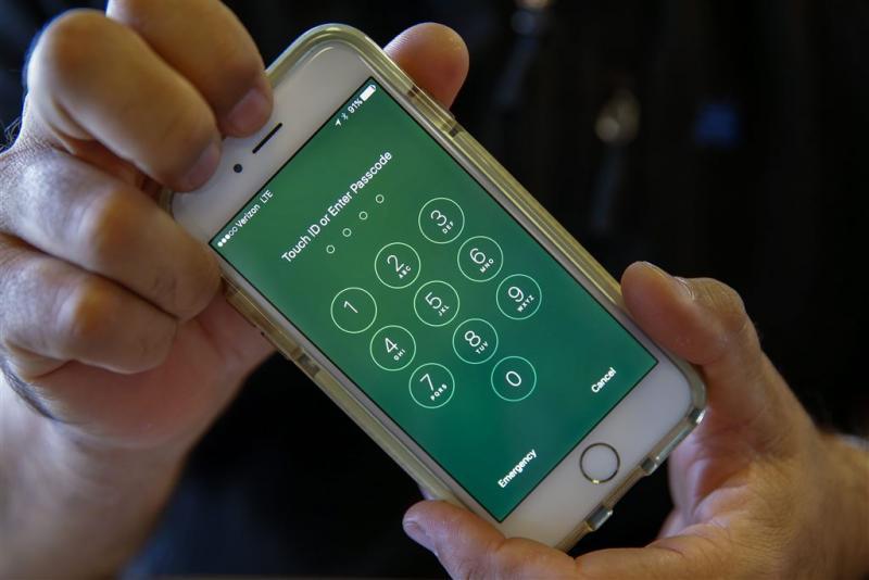 Apple houdt vast aan besluit over iPhone