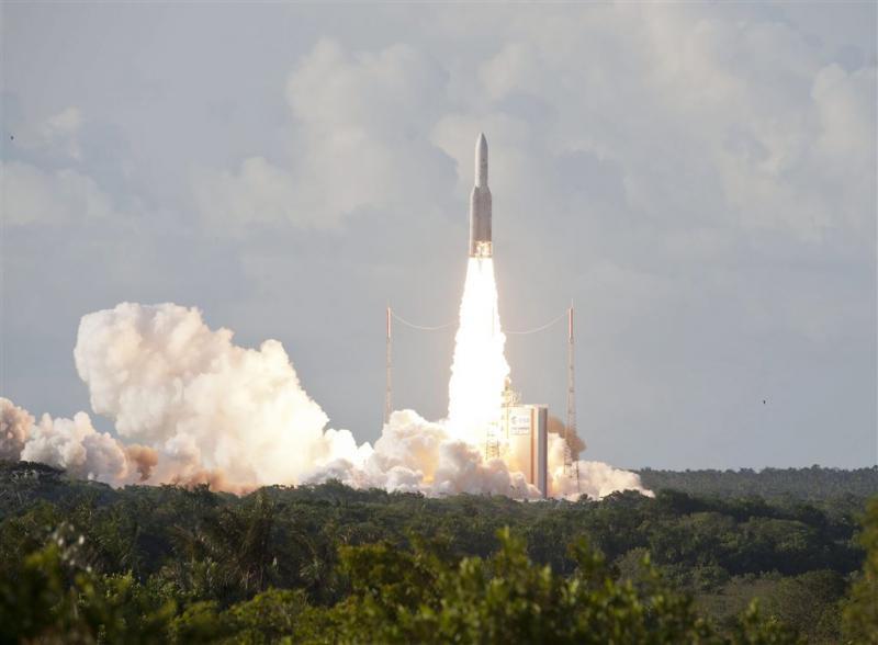 Europees onderzoek naar ruimtedeal Airbus