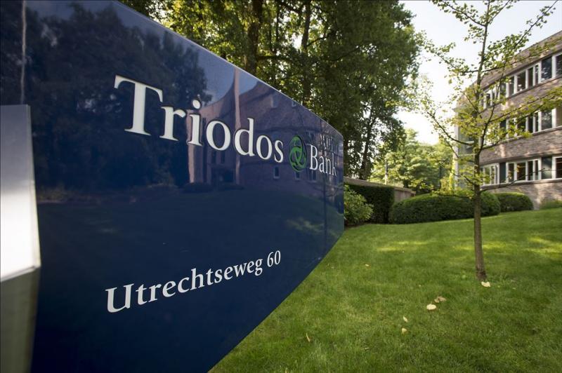 Meer winst en meer klanten voor Triodos Bank