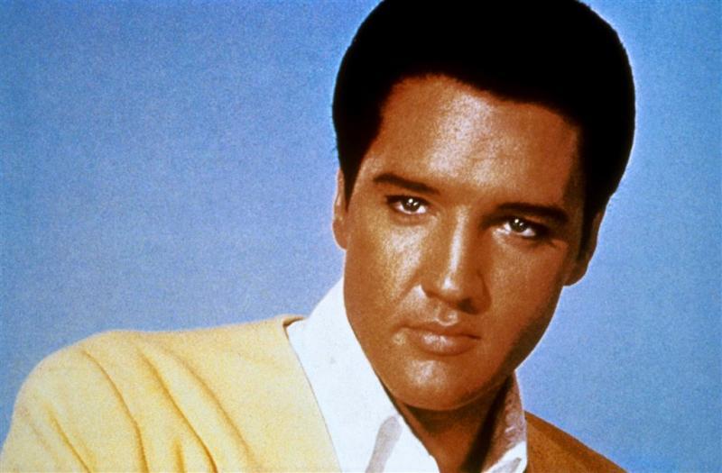 Tien haartjes Elvis onder de hamer