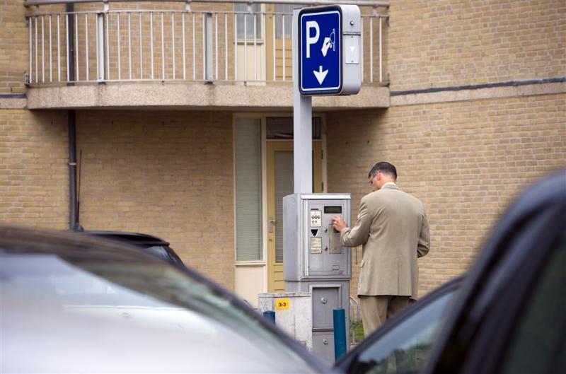 Hoge Raad zet streep door kentekenparkeren