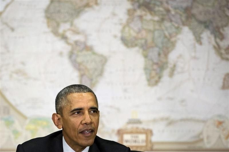 Obama verzekert: we zullen IS vernietigen
