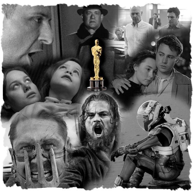 Oscars 2016 intro