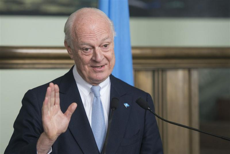 'Volgende ronde Syrië-overleg begint 7 maart'