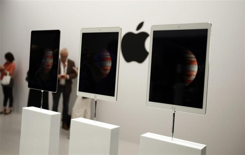 'Apple komt met kleinere iPad Pro'