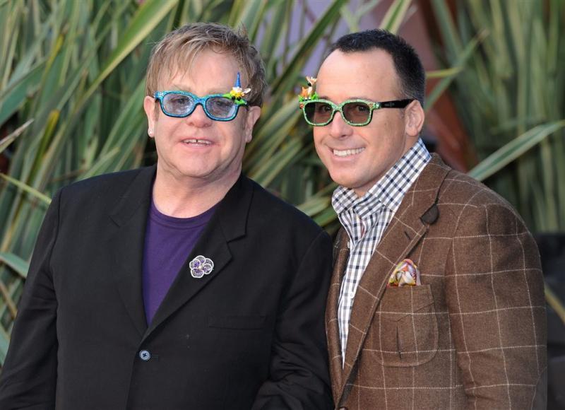 Biopic Elton John wordt 'musical fantasy'
