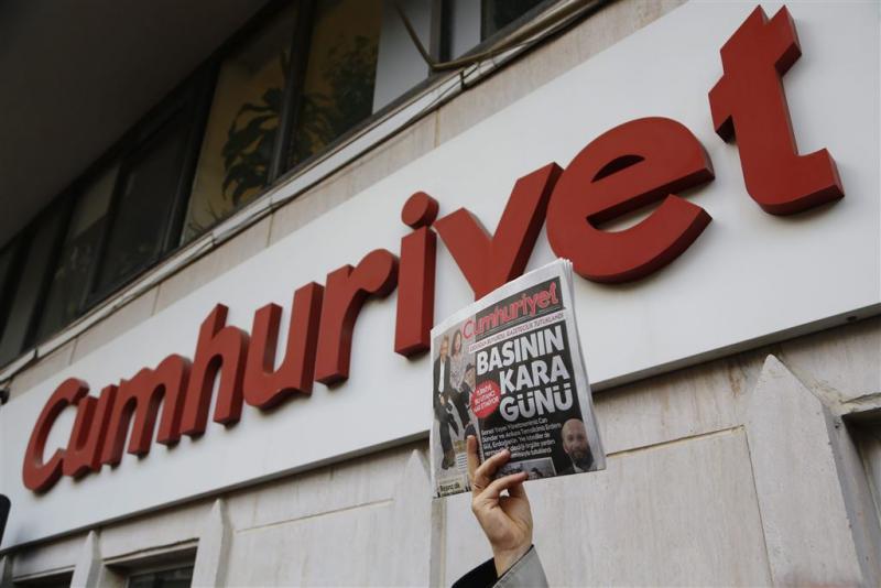 Turkije laat journalisten vrij