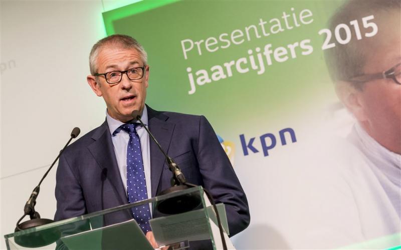 FNV hekelt hoge bonus KPN-topman Eelco Blok