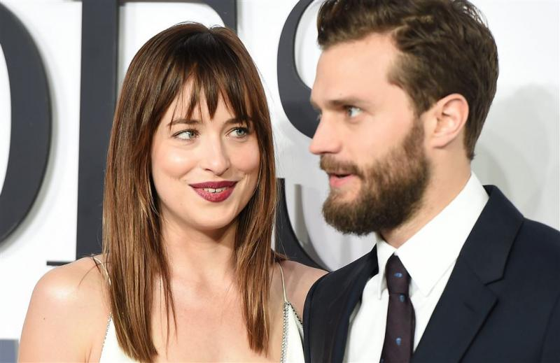 Fifty Shades of Grey grote winnaar Razzies