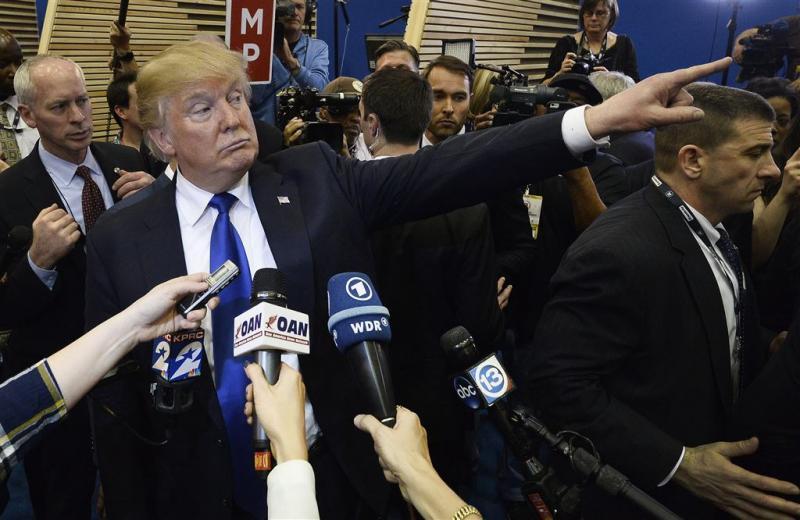 'Donald Trump doet denken aan Hitler'