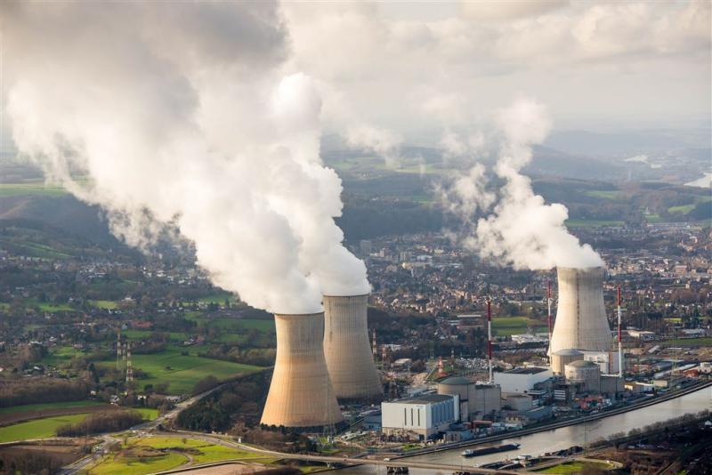 België onvoldoende voorbereid op kernramp
