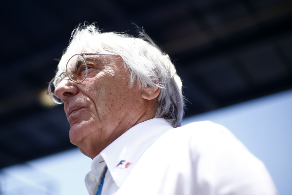Ecclestone wil race in Afrika en tweede race in VS (Pro Shots / Zuma Sports Wire)