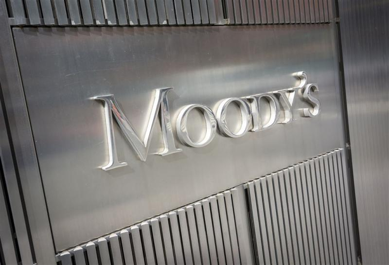Moody's negatiever gestemd over China