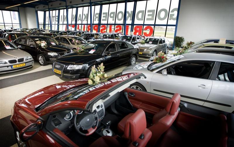 Meer tweedehands auto's verkocht