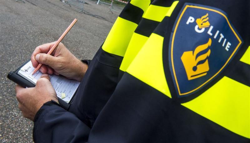 Politie wil actie tegen hoog ziekteverzuim