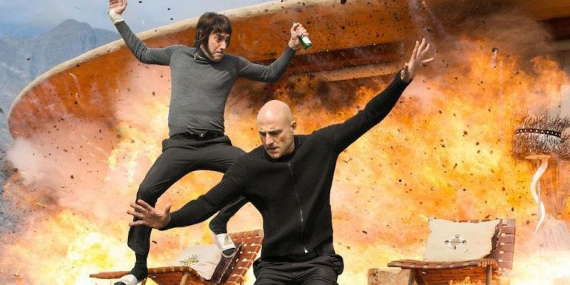 The Brothers Grimsby explosion