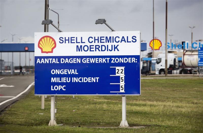 Lek Shell Moerdijk geen risico's gezondheid