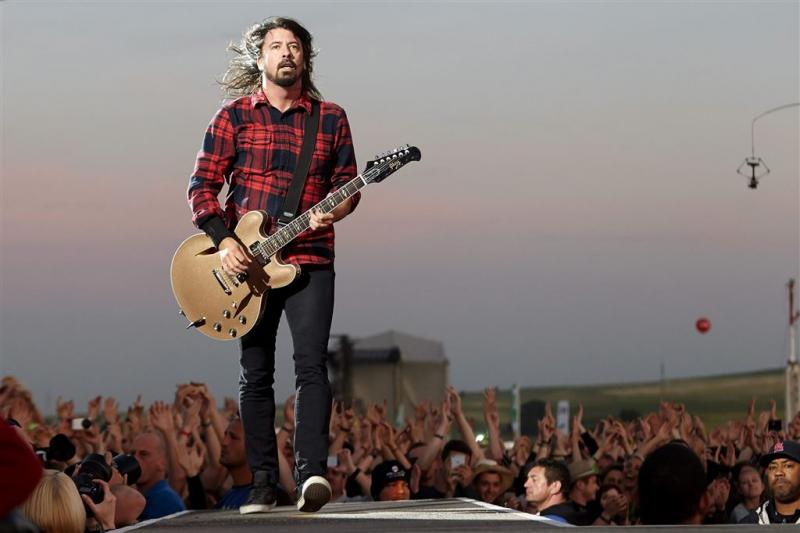 Foo Fighters grapt over geruchten break-up