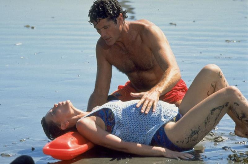 David Hasselhoff in Baywatch-film