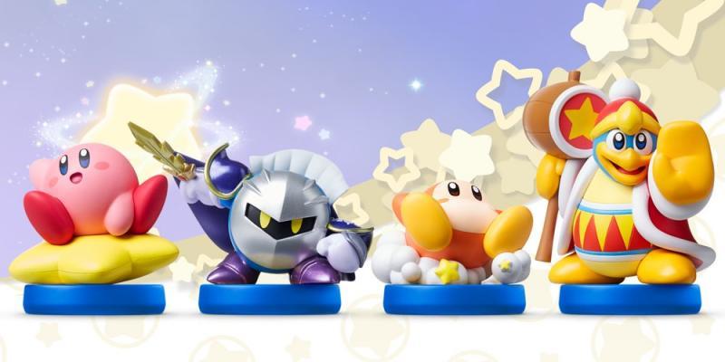 Kirby amiibo
